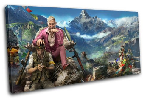 Far Cry 4 Gaming - 13-2333(00B)-SG21-LO